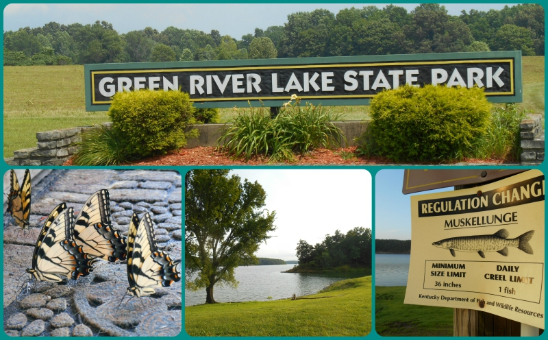 green river lake stqate park