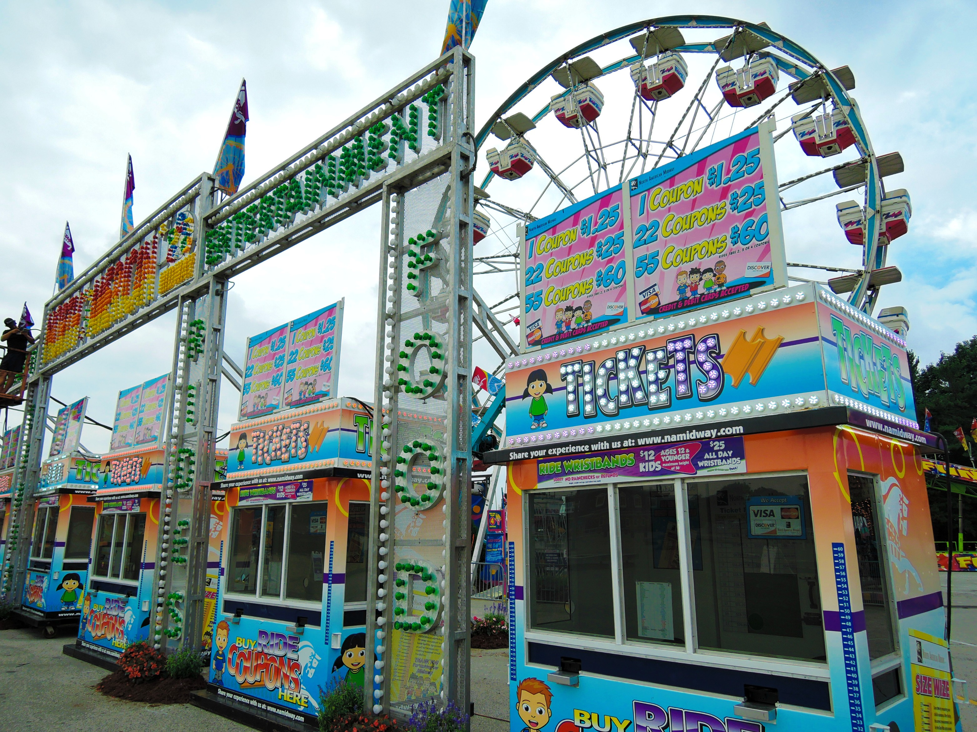 state fair the flying mantis opening day at the kentucky state fair photo essay