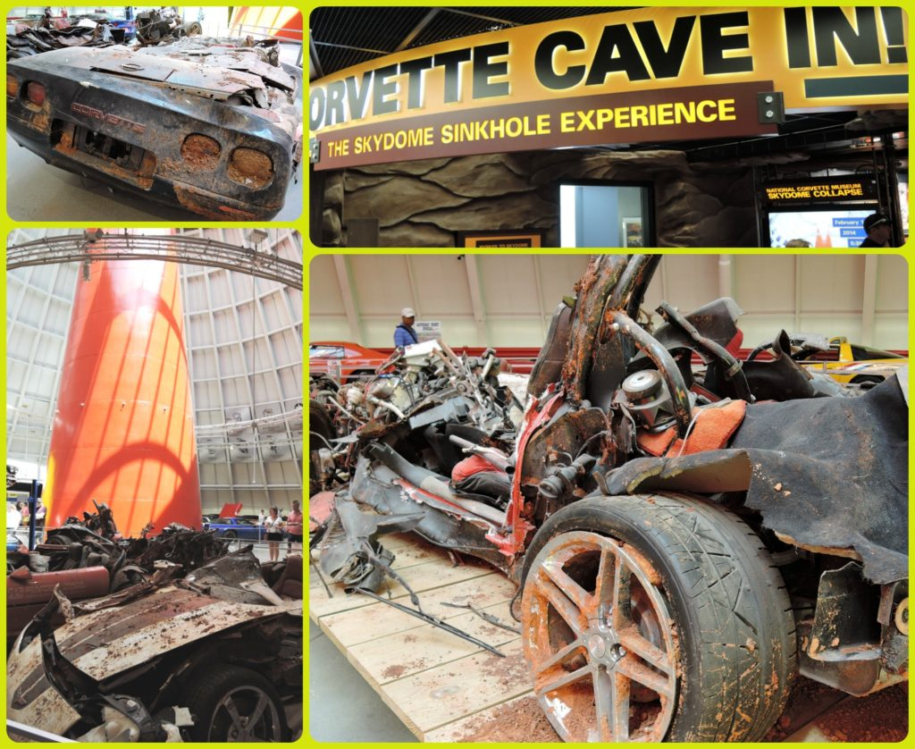 Corvette Cave In