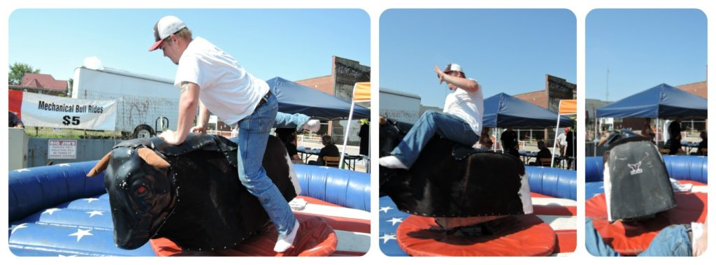 bull-ride