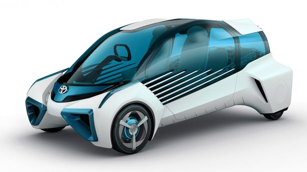 Toyota Future Car