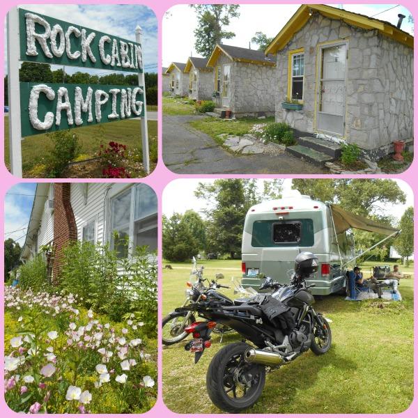 rock cabin