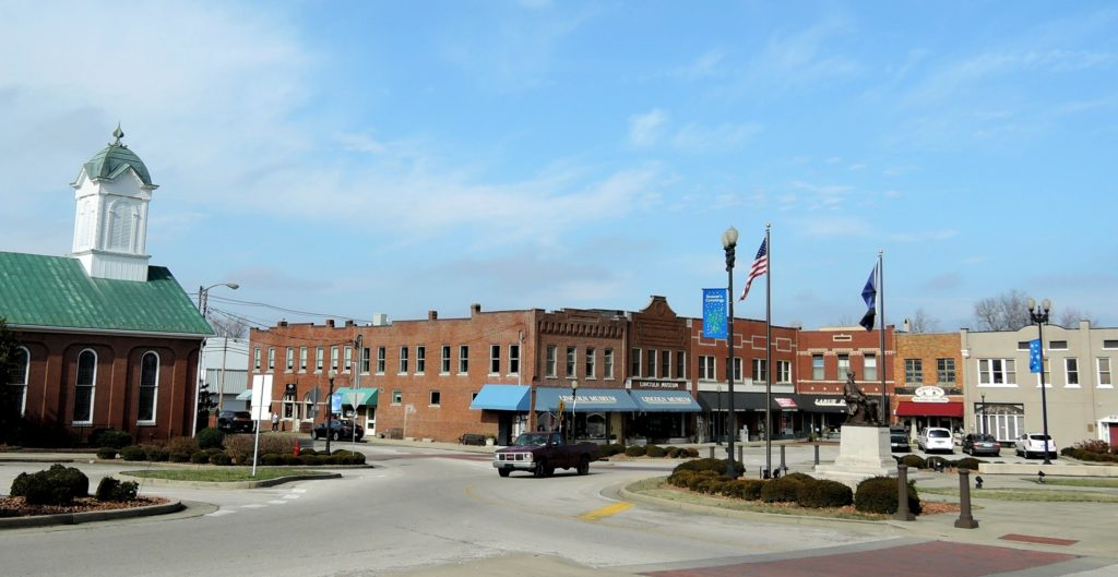 Downtown Hodgenville